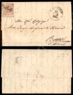 Svolazzo Agnone (P.ti 12) - 2 Grana (5) Su Lettera Per Penne Del 23.3.61 (5.000+) - Stamps