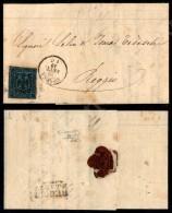 Governo Provvisorio - 40 Cent (10) Non Annullato Su Circolare Da Modena A Reggio Del 28.9.59 - Stamps