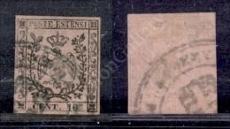 Uso Fiscale In Governo Provvisorio - 10 Cent Rosa Chiaro (2) - Stamps