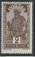 HAUTE VOLTA 1928 YT 44** - MNH - Unused Stamps