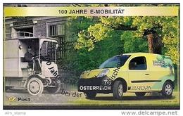2013 Österreich Austria  Bloc  Used - Europa-CEPT