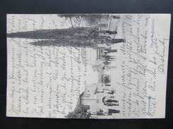 AK CERVIGNANO DEL FRIULI Via Alla Sazione 1905  // D*25981 - Autres Villes