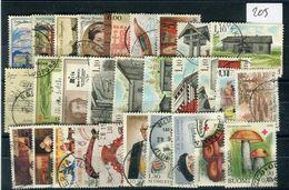 Finlande -  Lot De 29 Valeurs Oblitérés , états Divers  - Réf  205 - Stamps