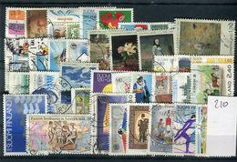 Finlande -  Lot De 39 Valeurs Oblitérés , états Divers  - Réf  210 - Stamps