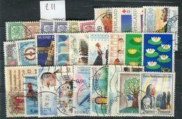 Finlande -  Lot De 28 Valeurs Oblitérés , états Divers  - Réf  211 - Stamps