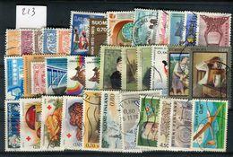 Finlande -  Lot De 35 Valeurs Oblitérés , états Divers  - Réf  213 - Stamps