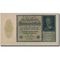 Allemagne, 10,000 Mark, 1922, KM:72, 1922-01-19, SUP+ - [ 3] 1918-1933 : République De Weimar