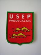 ECUSSON TISSU U S E P PAS DE CALAIS NATATION - Swimming