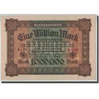 Allemagne, 1 Million Mark, 1923, KM:86a, 1923-02-20, TTB - [ 3] 1918-1933 : Weimar Republic