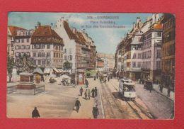 Strasbourg  -- Place Gutenberg - Strasbourg