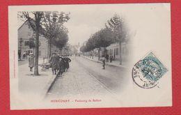 Héricourt  -  Faubourg De Belfort  --réparée - Andere Gemeenten