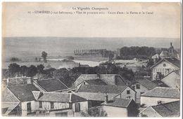 CUMIERES - Vignoble Champenois (vu Générale) - Other Municipalities