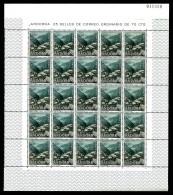 Andorre Bureaux Espagnols: 1960-2012, Collection De Feuilles Presentées En Album Lindner. TTB   Cote: 11043 Euros   Qual - Waarschoot