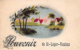 Saint Léger Vauban Souvenir Canton Quarré - France