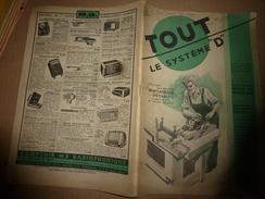 1949 TLSD :Faire ->Kayac Démontable;bicyclette-moteur;Piège A Rat élec;Multi-Transfo;Lunette Astronomique;Radiateur,etc - Bricolage / Technique