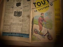 1950 TLSD :Faire ->Auto-scooter;Antivol-pomp;Moteur-élec;Trotinette-pédale;Cabane Multi-usages;Déco De Vieux Tuyaux,etc - Bricolage / Technique