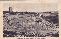 ITALIA - SIRACUSA, TEATRO GRECO - Siracusa