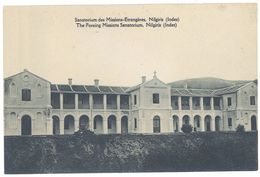 Cpa Sanatorium Des Missions Etrangères, Nilgiris ( Indes ) - Inde