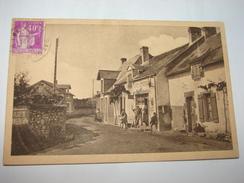 C.P.A.- Quimiac (44) - Entrée De L'Avenue De La Plage - 1935 - SPL (E23) - Other Municipalities