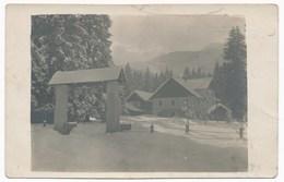 1927 BOHINJ, Lake, Hotel Sv/Janez, SLOVENIA, Bohinjsko Jezero, Postcard - Slovenia