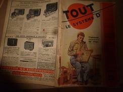 1950 TLSD :Faire ->Bateau à Double Coque;Canot Universel;Cannage De Siège;Photos Dans L'eau;TSF;Groupe Hors-bord; Etc - Bricolage / Technique