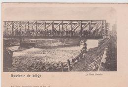 Liège.  Le Pont Natalis - Liege