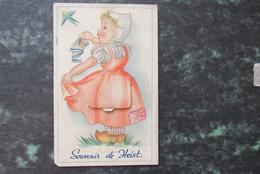 Cp/pk Souvenir De Heist - Heist