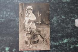 Cp/pk Laitière Belge  Melk Meisje Hond Dog Chien D'attelage - Marchands Ambulants
