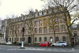 Paris XIII (75)- Caserne De Pompiers: Boulevard De Port Royal (EDITION A TIRAGE LIMITE) - District 13