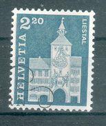 SUISSE ; SWISS ; 1964 ; Y&T N° 737 ; Lot : N° ; Oblitéré - Suisse