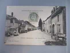 CPA 70 VORAY LA GRANDE RUE - France
