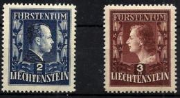 Liechtenstein Nº 266/67 En Nuevo - Liechtenstein