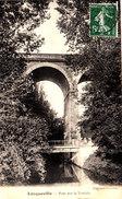 LONGUEVILLE Pont Sur La Voulzie Cpa Circulée En 1909 Bon état Voir Scans - Autres Communes