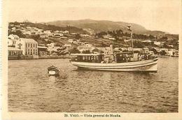 Cpa VIGO - Vista General De Moana - Autres