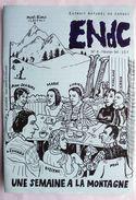 RARE FANZINE ENDC N 4 1994 LOMEDE - Advertisement