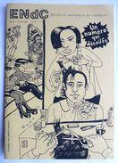 RARE FANZINE ENDC N 5 1994 LOMEDE - Advertisement