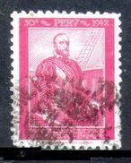 PERÚ-Yv. 381-N-9555 - Pérou