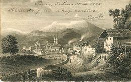 Allemagne - Germany - Bavière - Berchestgaden - Berchtesgaden - Bon état - Berchtesgaden