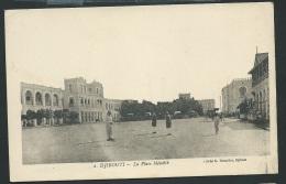 Djibouti - La Palce Ménélik  -  Odf15 - Djibouti