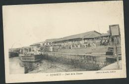 Djibouti - Quai De La Douane   -  Odf16 - Djibouti