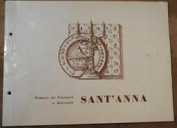 Fabrica De Faianças E Azulejos Sant'Anna De Gaeiras & Quental , Lda - Books, Magazines, Comics