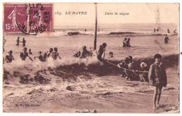 (76) 323, Le Havre, GF 169, Dans La Vague - Unclassified