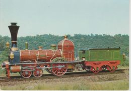 (TREN60) LOCOMOTIVE SWUIS TRANSPORT MUSEUM LUZERN ... UNUSED - Trains
