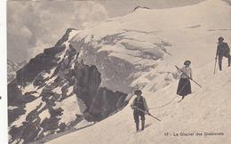 Le Glacier Des Diablerets - Belle Animation           (P-65-40710) - VD Vaud