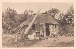 VIRGIN ISLANDS / Native Hut - St Thomas - Vierges (Iles), Amér.