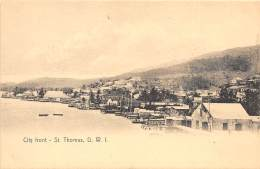 VIRGIN ISLANDS / St Thomas - City Front - Vierges (Iles), Amér.