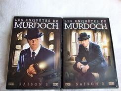 Dvd Zone 2 Les Enquêtes De Murdoch - Saison 3 (2010) Murdoch Mysteries  Vf+Vostfr - Séries Et Programmes TV