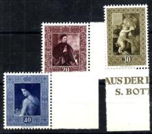 Liechtenstein Nº 268/70 En Nuevo - Liechtenstein