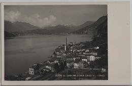 Veduta Di Campione D'Italia (Lago Di Lugano) - Photo: Lario - TI Tessin