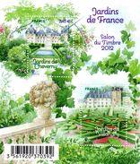 France. Bloc Jardins De France Salon Du Timbre No F4580 2012 N** - Neufs